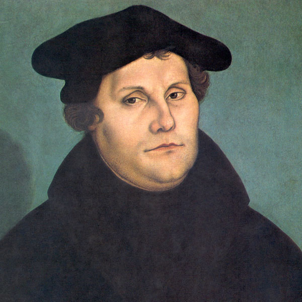 Martin Luther, Youth Pastor